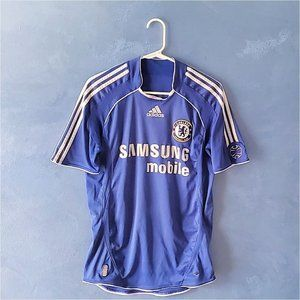 Adidas Chelsea FC replica soccer jersey CLIMACOOL